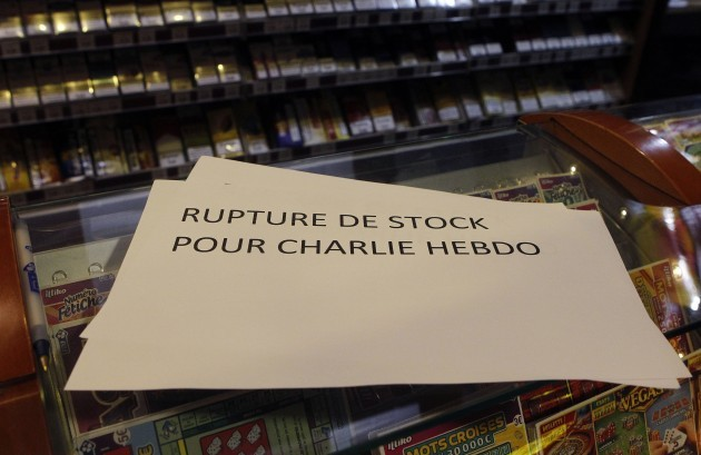 France Attacks Charlie Hebdo