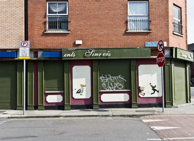 Sinners Pub On Coleraine Street - Dublin