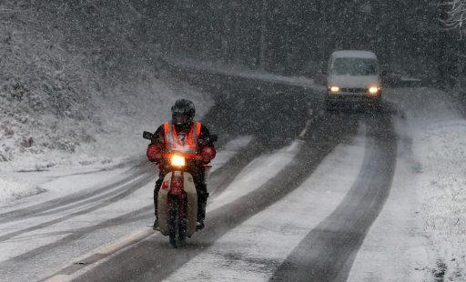 Winter weather Jan 13th 2015