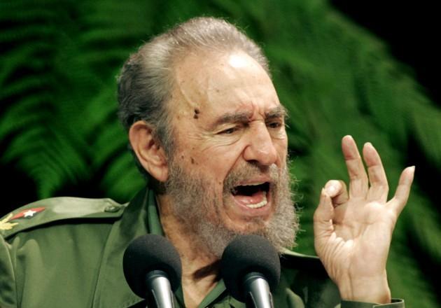 CUBA REBELLION