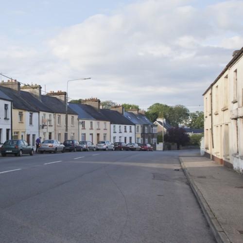 Midland town