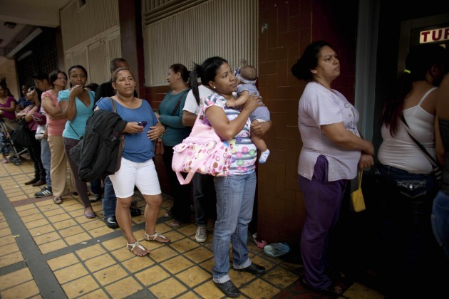Venezuela Oil Prices Fallout