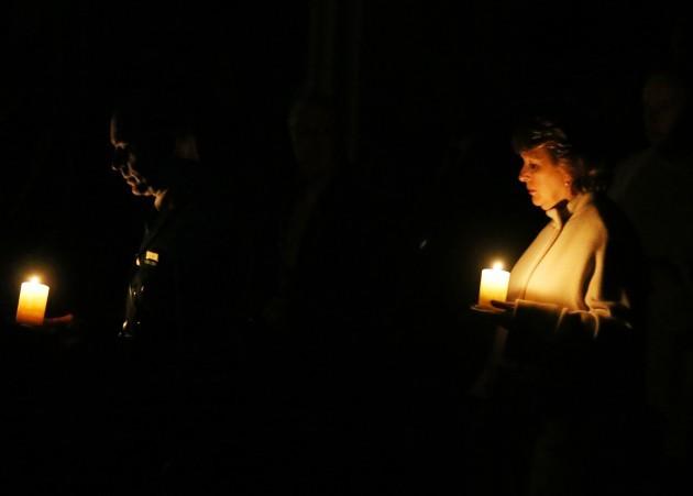 Mass for Solidarity over Charlie Hebdo Kllings