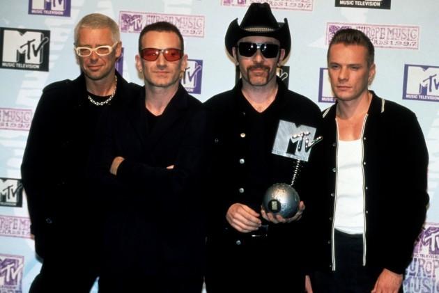 Music - 1997 MTV Europe Music Awards - Rotterdam