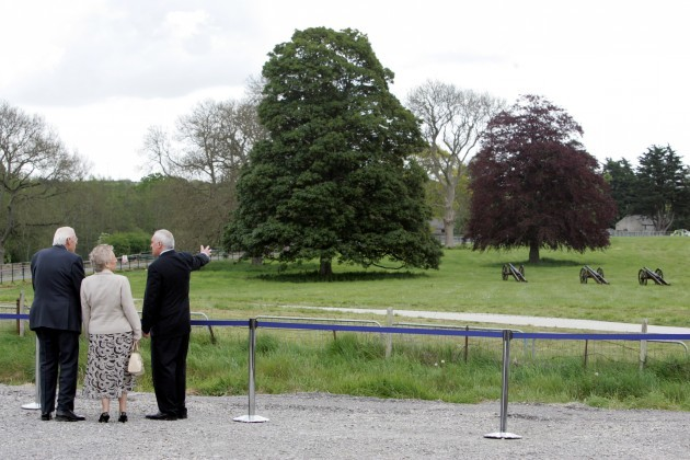 Visit to Battle of the Boyne Sites