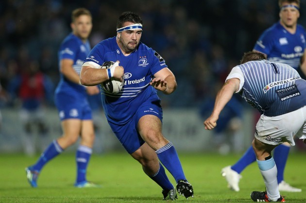 LeinsterÕs Marty Moore