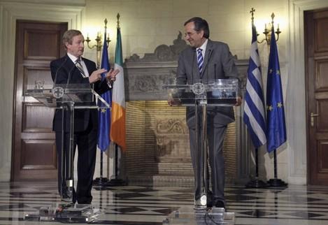 Greece EU Ireland