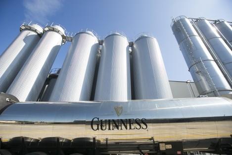 Guinness Breweries