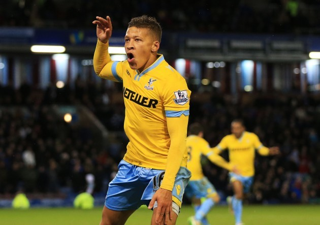 Soccer - Barclays Premier League - Burnley v Crystal Palace - Turf Moor