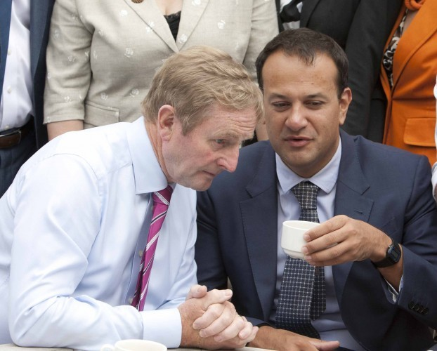 File Photo: Fine Gael Minister for Health Leo Vara