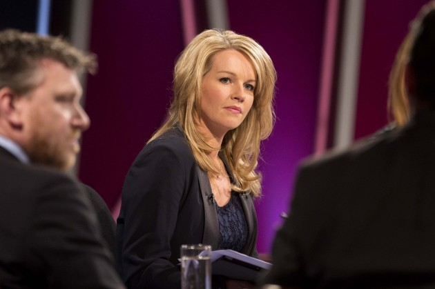 RTE Claire Byrne