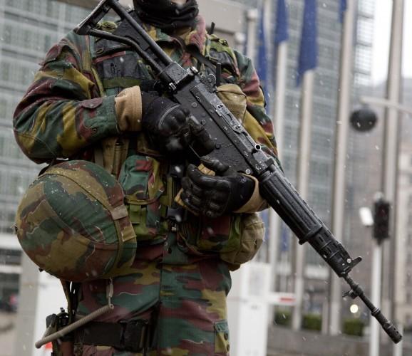 Belgium Europe Terror