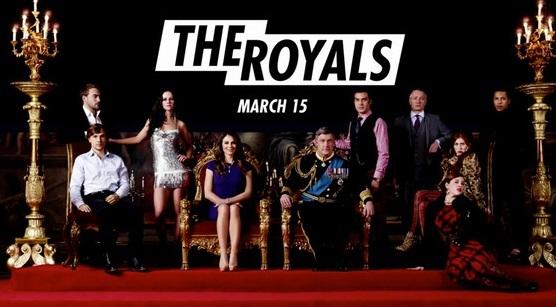 the royals e