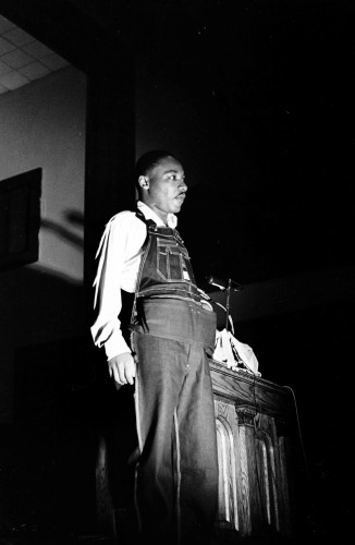 MARTIN LUTHER KING OVERALLS LON