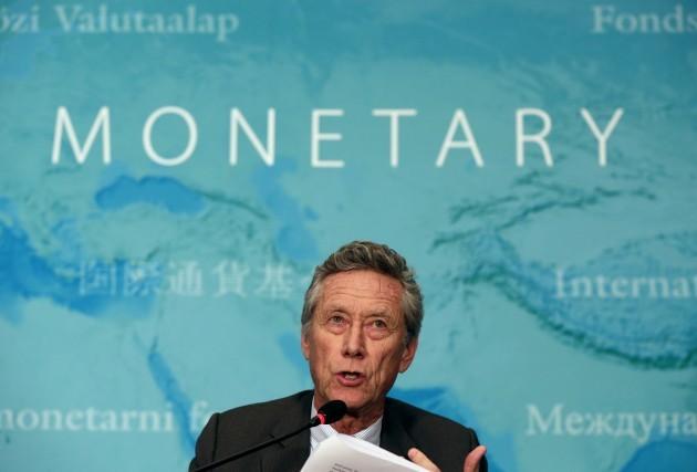 China IMF Economic Outlook