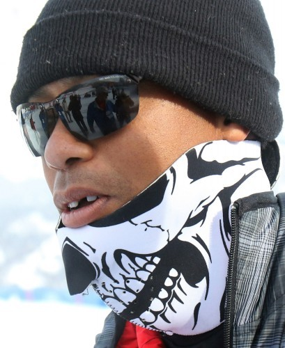 Italy Alpine Skiing World Cup Tiger Woods
