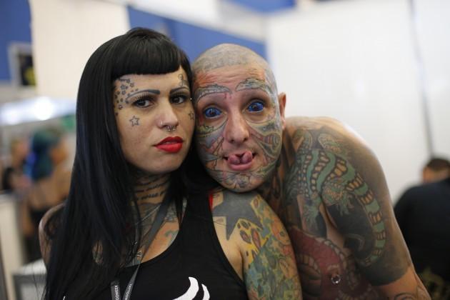 Brazil Tattoo Convention