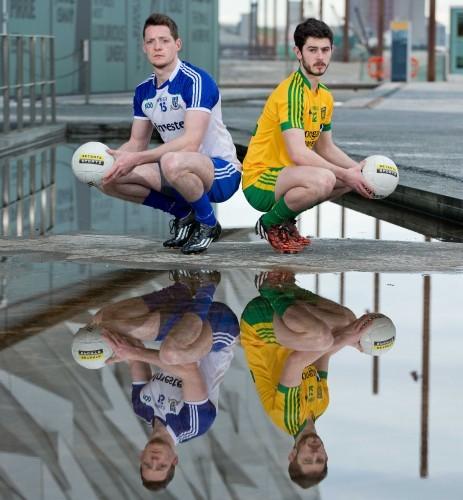 Conor McManus and Ryan McHugh