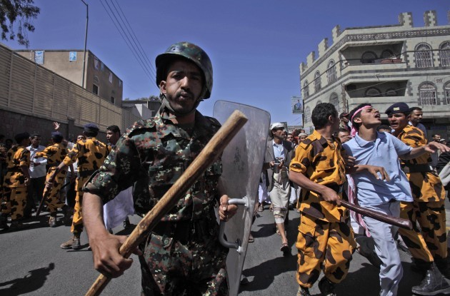 Mideast Yemen Road to Crisis