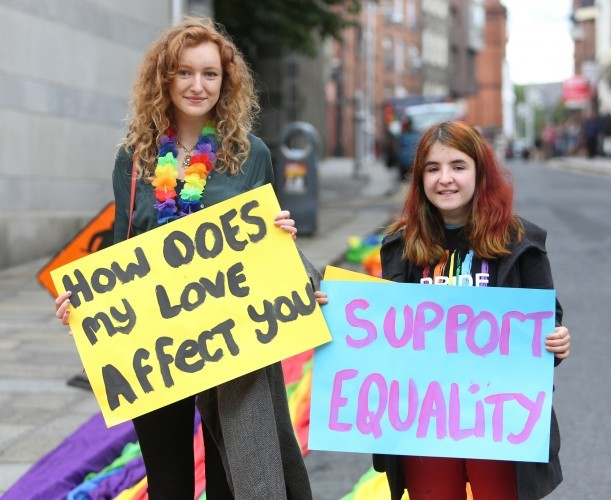 LGBT Protests for Marriage Rights