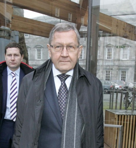 Klaus Regling inquiry