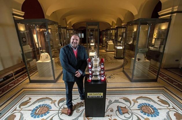 Razor Ruddock FA Cup