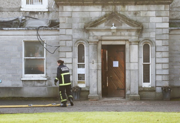 Dublin Fire Service have been called t