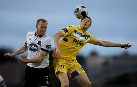 Chris Shields and Rory Gaffney