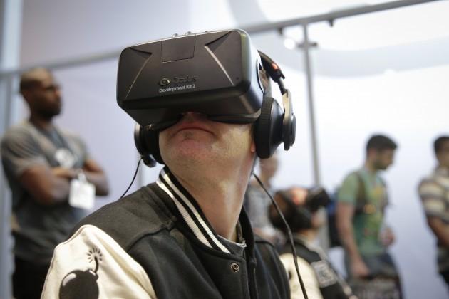 Games E3 Oculus