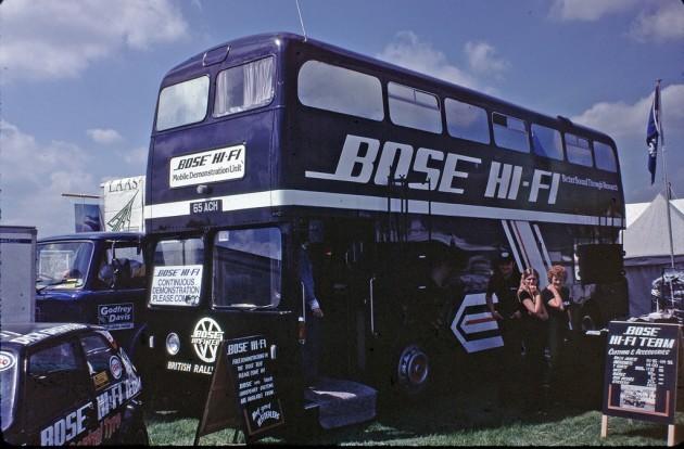 Bose bus