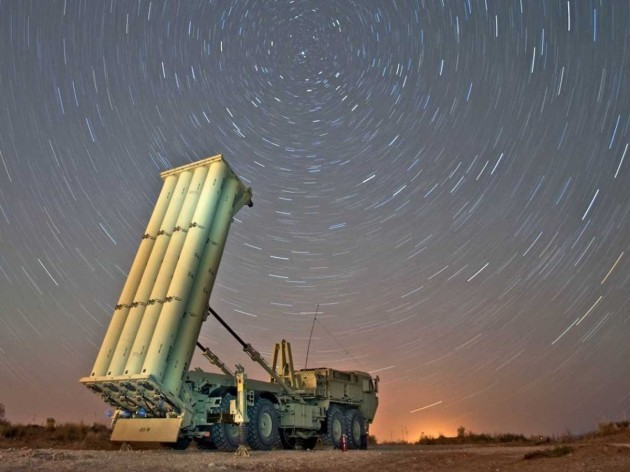 Here's how the world's most advanced missile-defence system