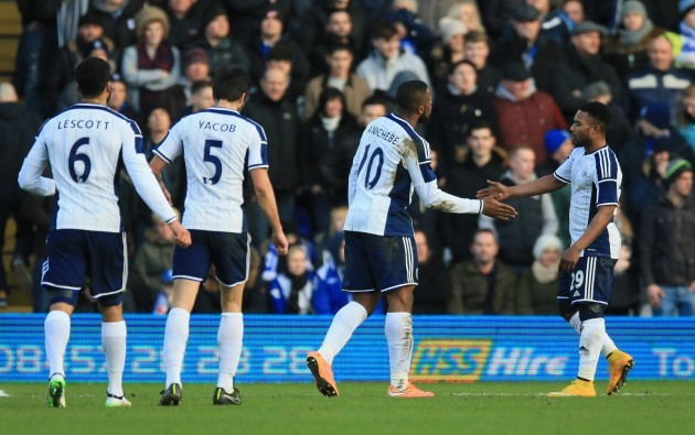Soccer - FA Cup - Fourth Round - Birmingham City v West Bromwich Albion - St Andrews