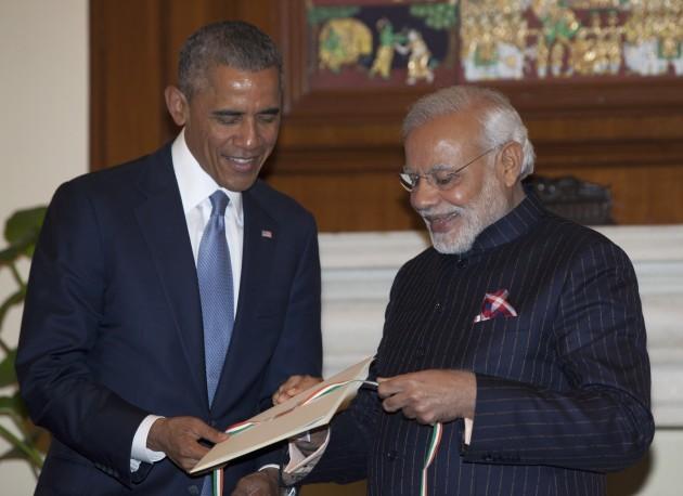 Obama US India