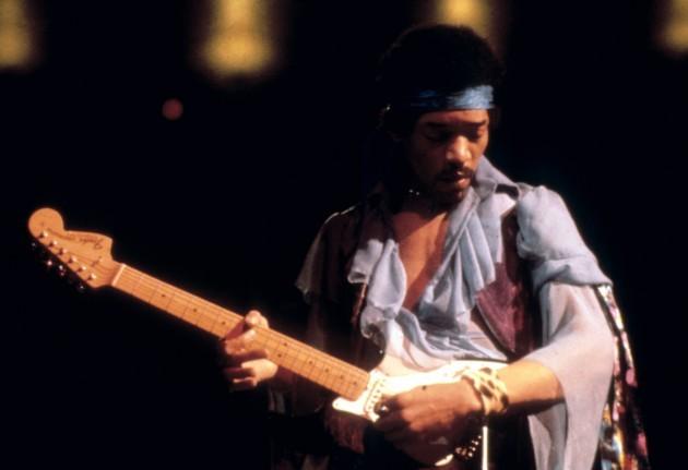 Music - Jimi Hendrix