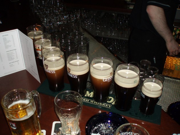 Line of Guinness