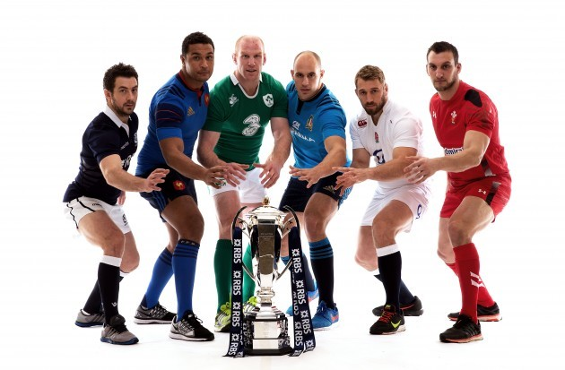 2015 RBS 6 Nations Rugby Championship Launch