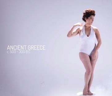 ancient greece body