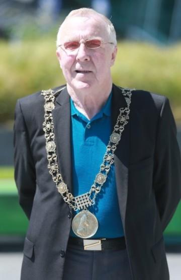 New Lord Mayor of Dublin Christy Burke