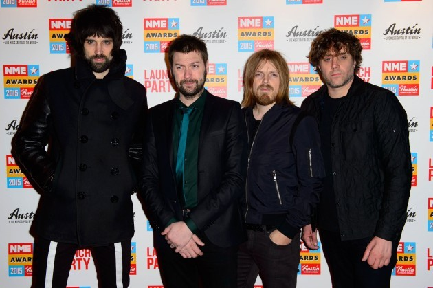 Britain NME Awards 2015 Launch Party