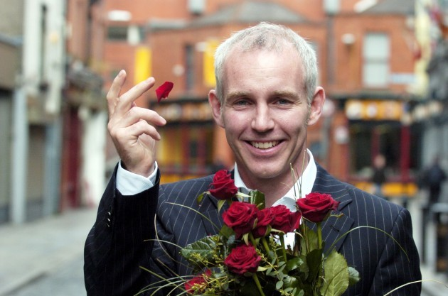File photo: Veteran radio presenter Ray D'Arcy has annnounced he will leave Today FM for RTÉ