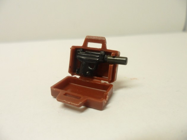 Covert Uzi Briefcase
