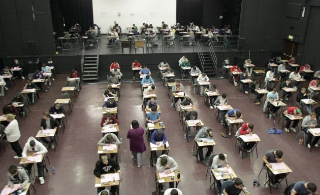 Leaving Cert Exams Begin