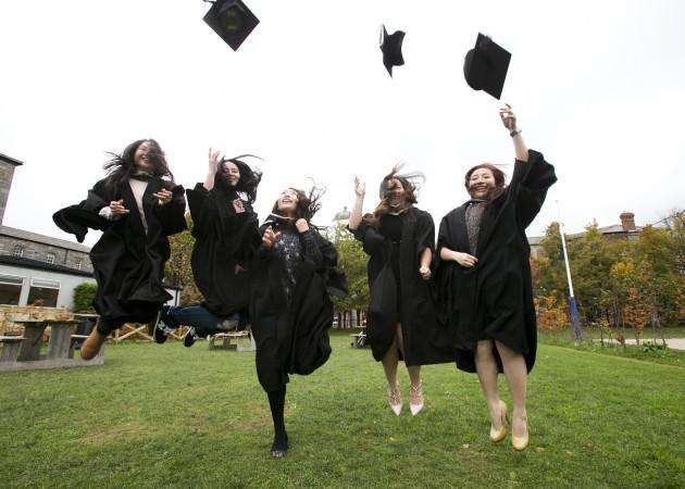Griffith College Graduatio