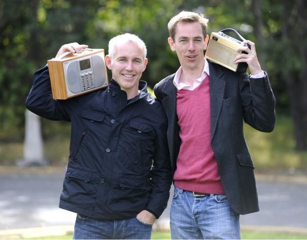 Irish Radio Launch