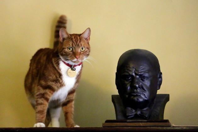 Winston Churchill's death anniversary