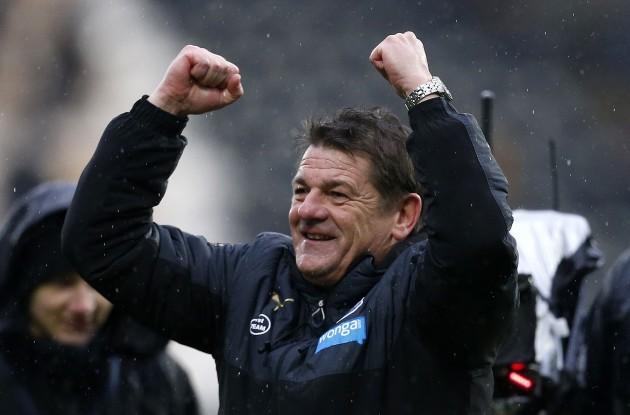 Soccer - Barclays Premier League - Hull City v Newcastle United - KC Stadium