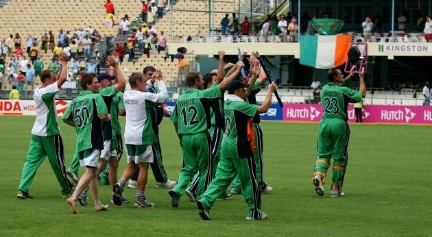 Cricket - ICC Cricket World Cup 2007 - Pakistan v Ireland - Jamaica