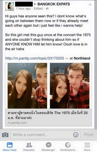 how to find girl in bangkok