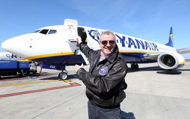 Ryanair New Boeing 737 Aeroplanes