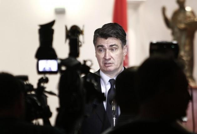 Macedonia Croatia Prime Ministers